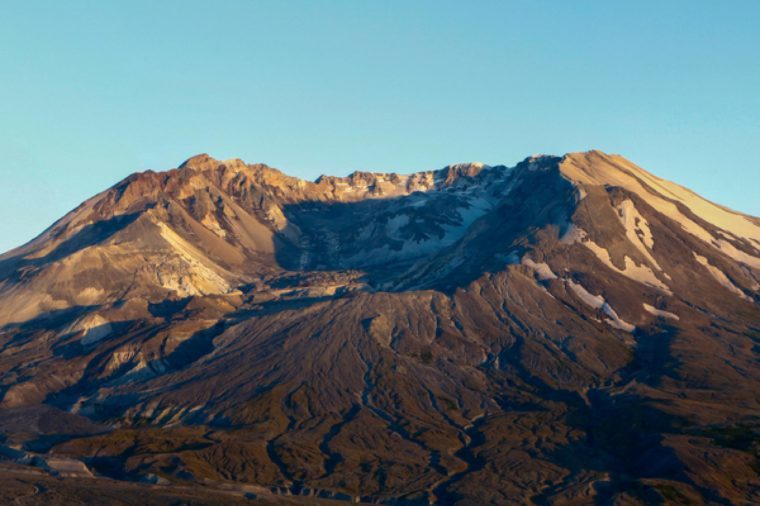 Mount St Helens panoramic