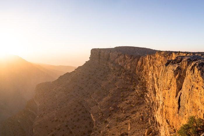 Grand Canyon Oman