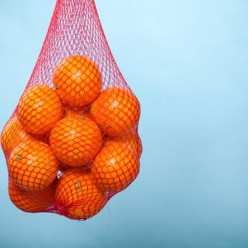 The Real Reason Oranges Are Sold in Red Mesh Bags