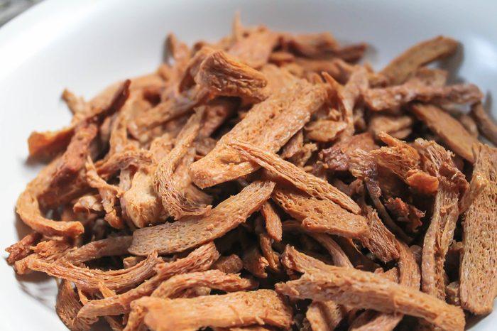 Crispy Shredded Pork