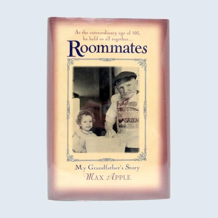 Roommates: My Grandfather's Story by Max Apple for Father's Day
