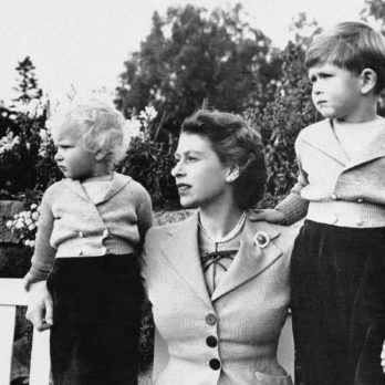 21 Candid, Rarely Seen Photos of the Royal Family