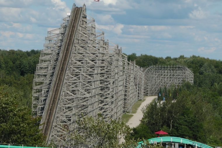 Michigan: Shivering Timbers