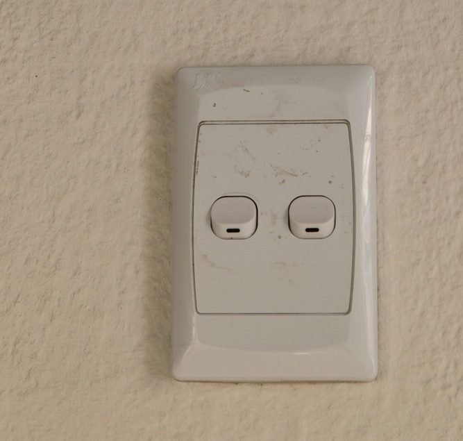 Pareidolia is the tendency to see shapes like human faces out of the randomness of every day objects