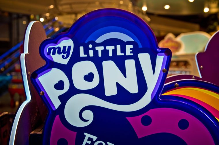 My Little Pony - Friendship Is magic is a children's animated fantasy television series