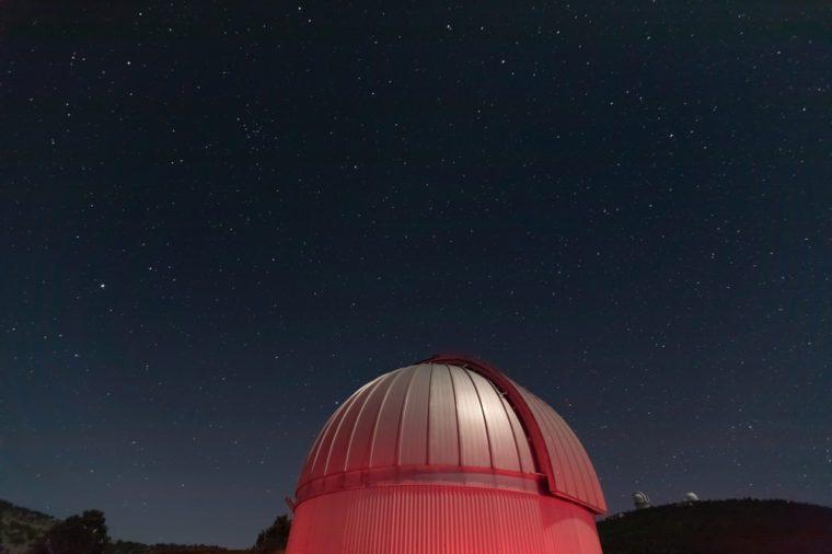 Observatory Stars Telescope