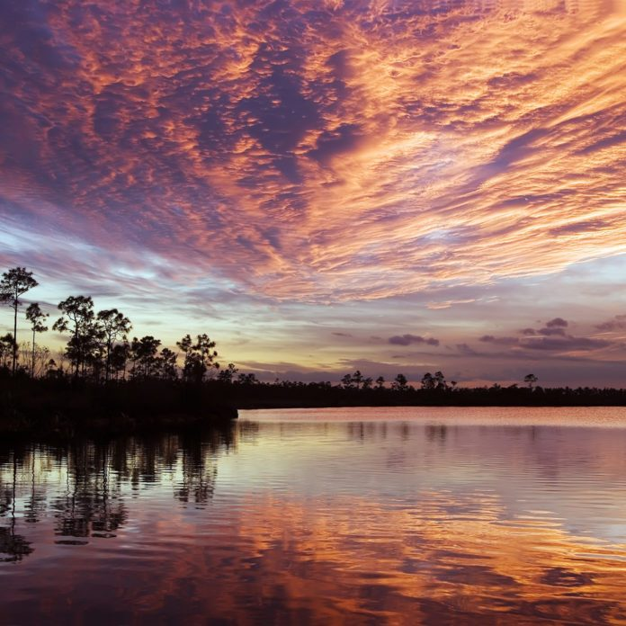 The Most Spectacular Sunset from Every State