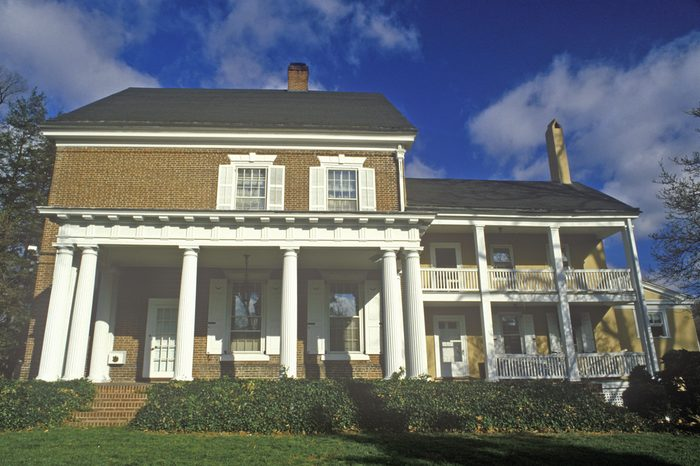 governer's mansion