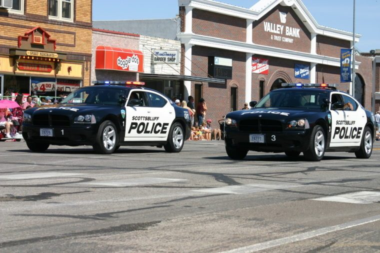 scottsbluff city police cars