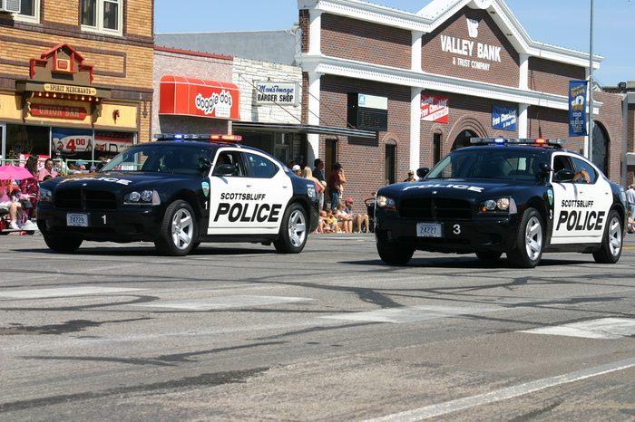 scottsbluff city police cars
