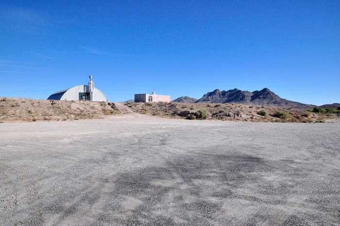 Mystery area 51 which UFO ever crashed