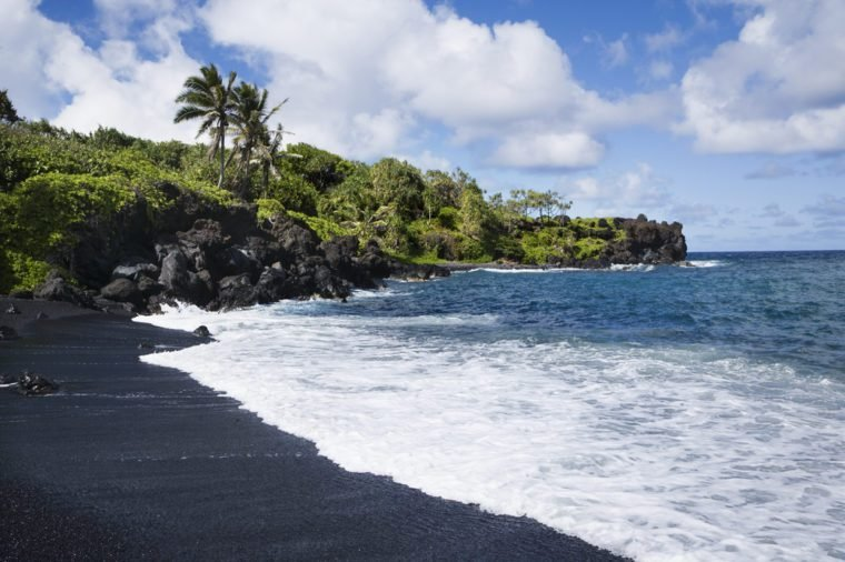 The best beaches in the world reader 39 s digest for How many black sand beaches in the world