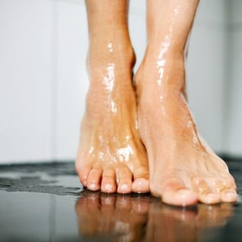 7 Body Parts You're Not Washing the Right Way