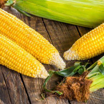 An Easier Way to Husk Corn