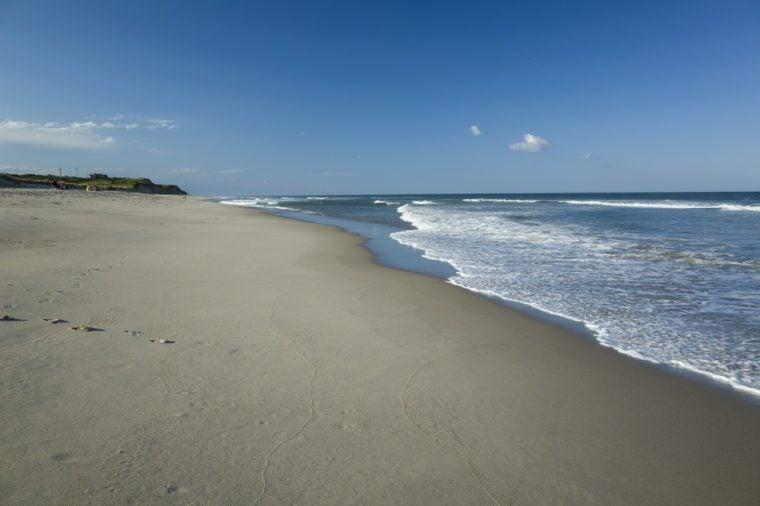 Coast Guard Beach, Cape Cod National Seashore, Eastham, Cape Cod, Massachusetts, USA