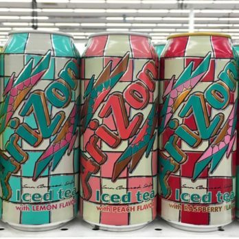 The Real Reason Arizona Iced Tea Is Still 99 Cents