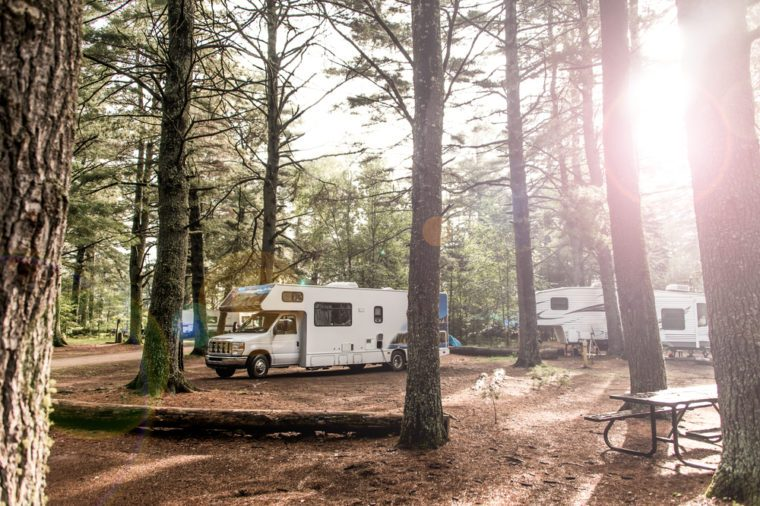 The Best RV Parks in Every State   Reader's Digest