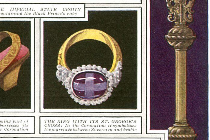 Coronation Regalia