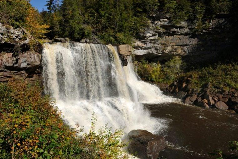 Blackwater Falls State Park, WVa.