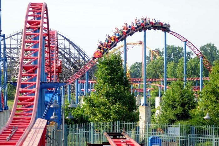 Maryland: Superman: Ride of Steel