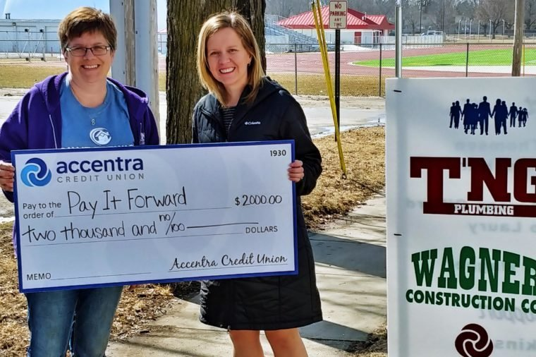 Paying it Forward - Austin and Mower County, Minnesota