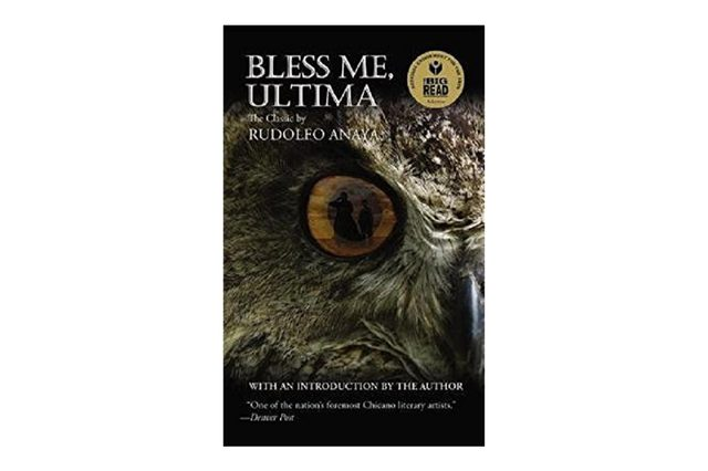Bless Me, Ultima, by Rudolfo Anaya