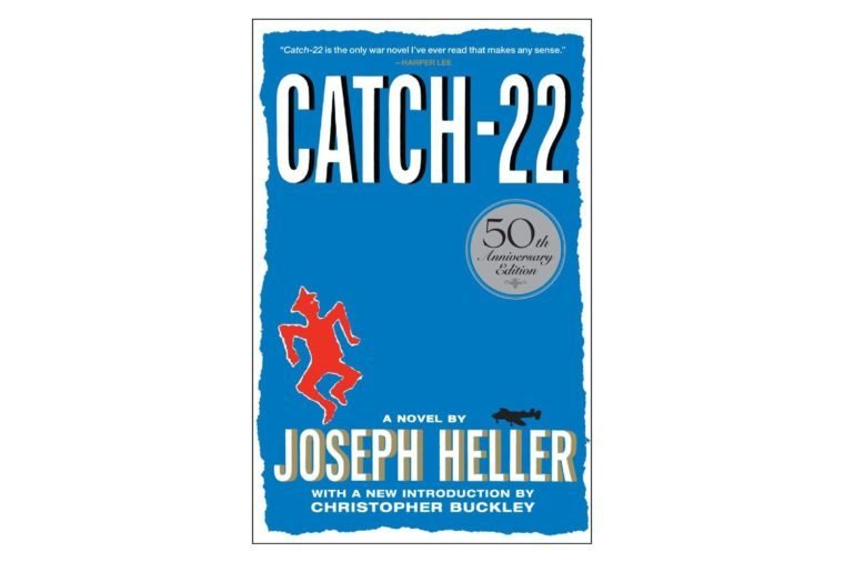 Catch-22, by Joseph Heller