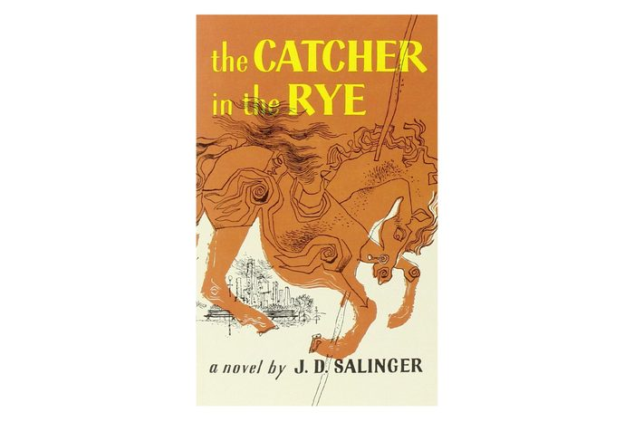 The Catcher in the Rye, by J.D. Salinger