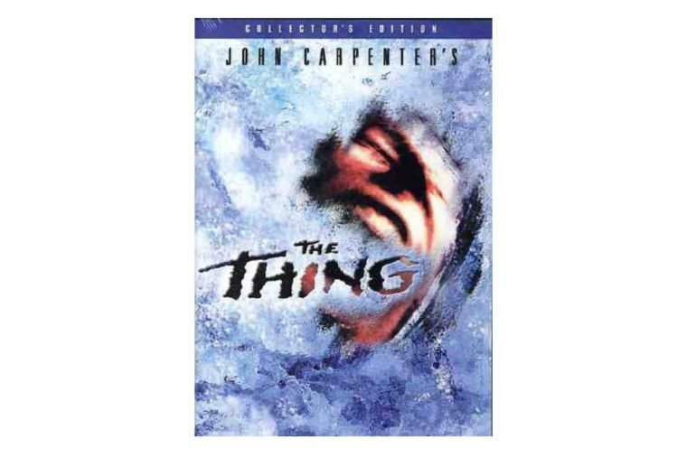 the thing movie dvd