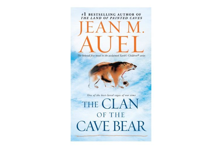 The Clan of the Cave Bear, by Jean M. Auel