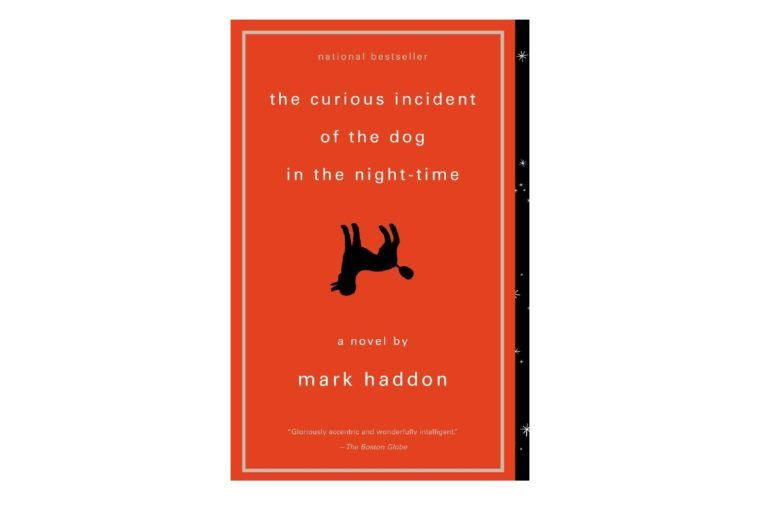 The Curious Incident of the Dog in the Night Time, by Mark Haddon
