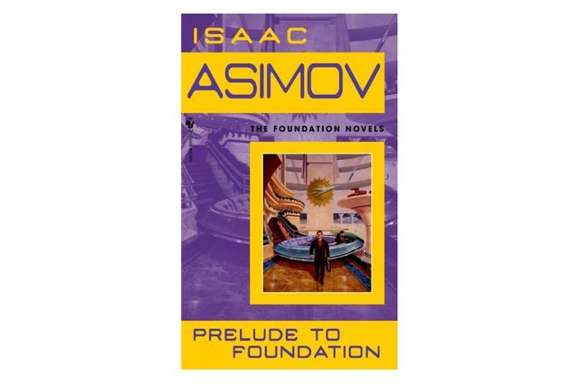 Foundation (series), by Isaac Asimov