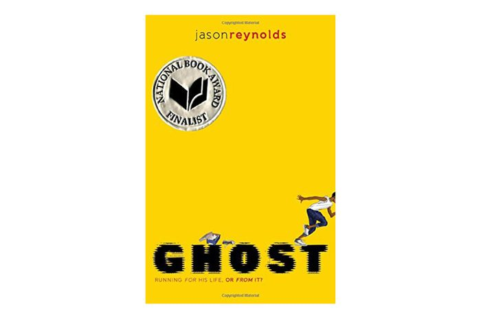 Ghost, by Jason Reynolds