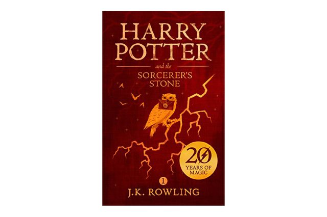 Harry Potter (the series), by J.K. Rowling