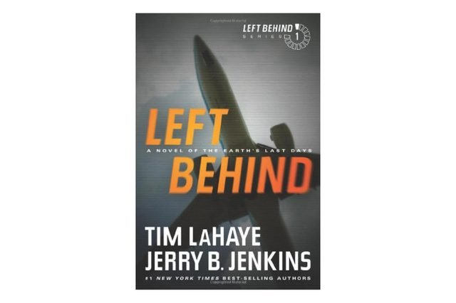 Left Behind (the series), by Tim LaHaye and Jerry B. Jenkins