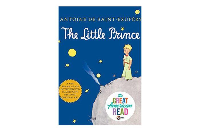 The Little Prince, by Antoine de Saint-Exupéry