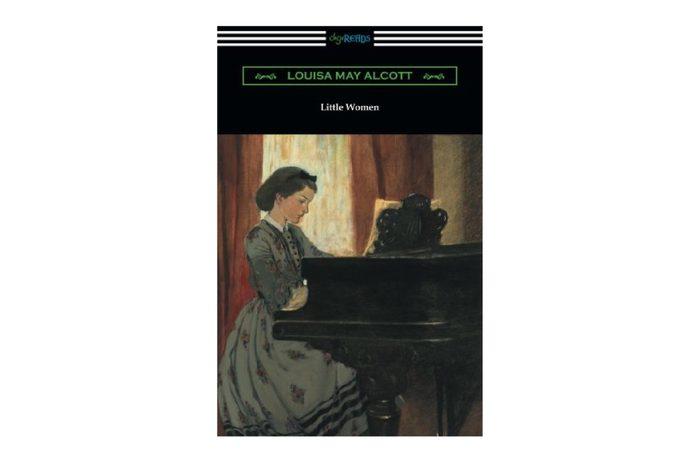 Little Women, by Louisa May Alcott