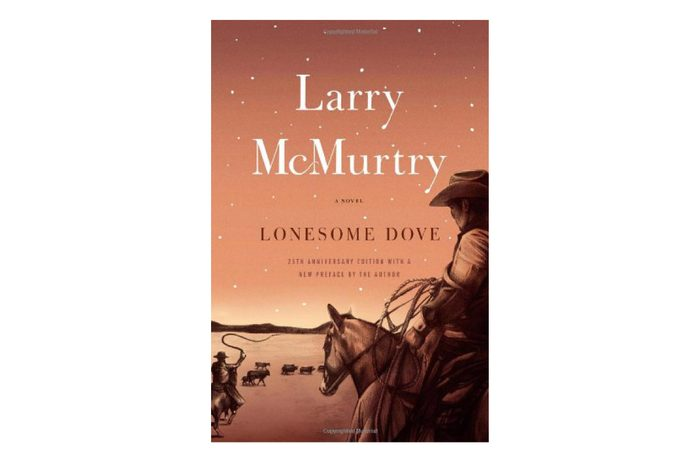 Lonesome Dove, by Larry McMurtry