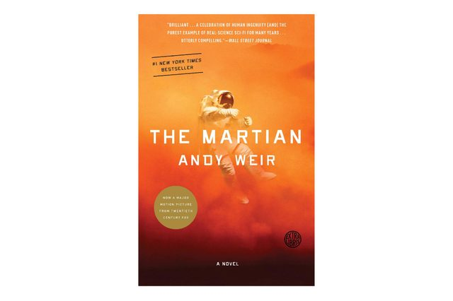 The Martian, by Andy Weir