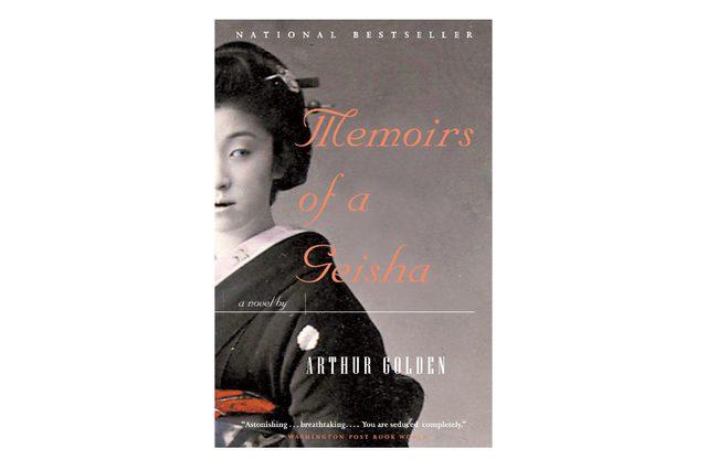 Memoirs of a Geisha, by Arthur Golden