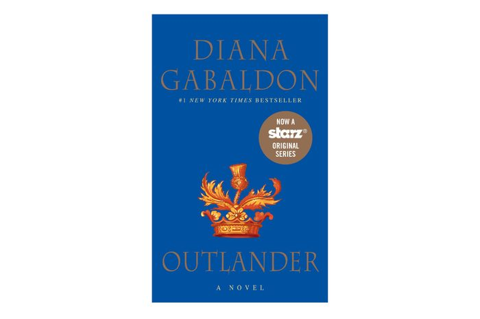 Outlander (the series), by Diana Gaboldon