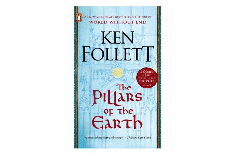 The Pillars of the Earth, by Ken Follett