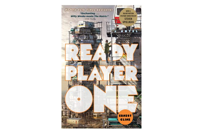 Ready Player One, by Ernest Cline