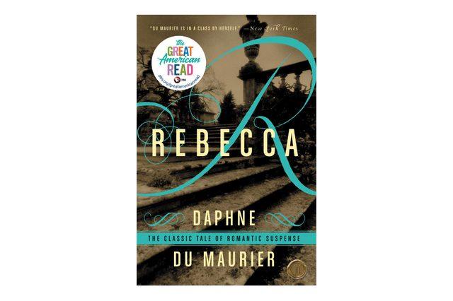 Rebecca, by Daphne du Maurier