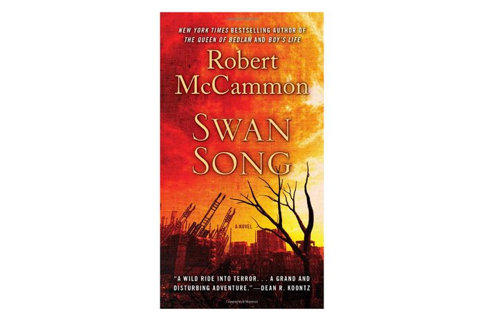 Swan Song, by Robert R. McCammom