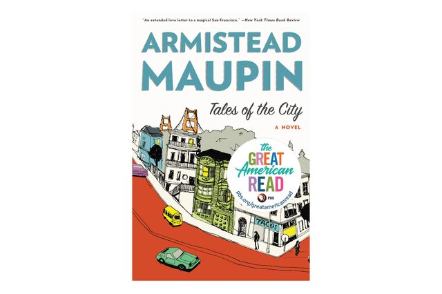 Tales of the City (the series), by Armistead Maupin