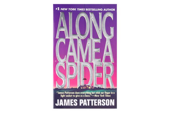 Alex Cross mysteries, by James Patterson