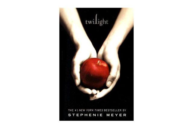 Twilight, by Stephanie Meyer