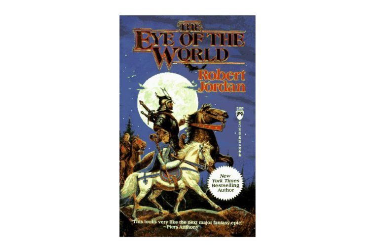 The Wheel of Time (series), by Robert Jordon and Brandon Sanderson