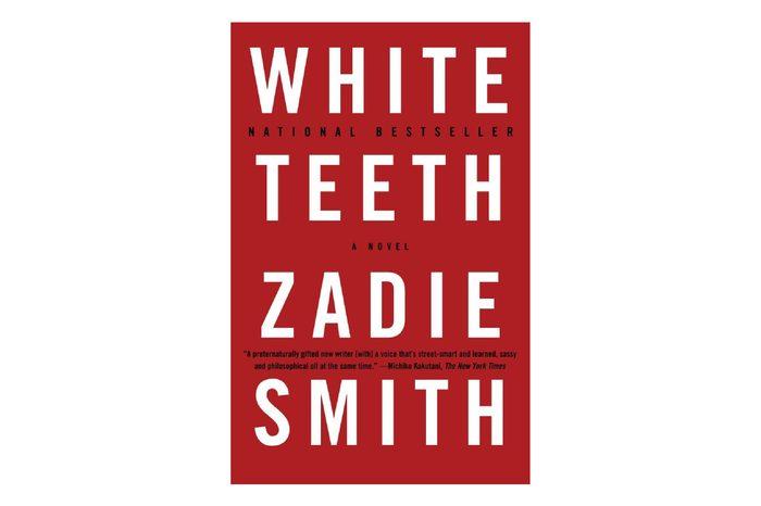 White Teeth, by Zadie Smith